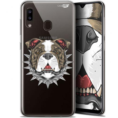 """Coque Gel Samsung Galaxy A20 (6.4"""") Extra Fine Motif - Doggy"""
