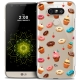 Coque Crystal LG G5 Extra Fine Foodie - Donuts