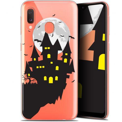 "Coque Gel Samsung Galaxy A20E (5.8"") Extra Fine Halloween - Castle Dream"