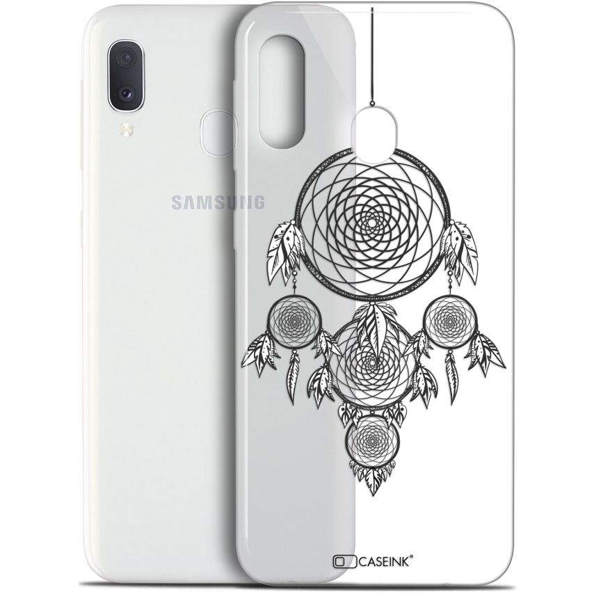 "Coque Gel Samsung Galaxy A20E (5.8"") Extra Fine Dreamy - Attrape Rêves NB"