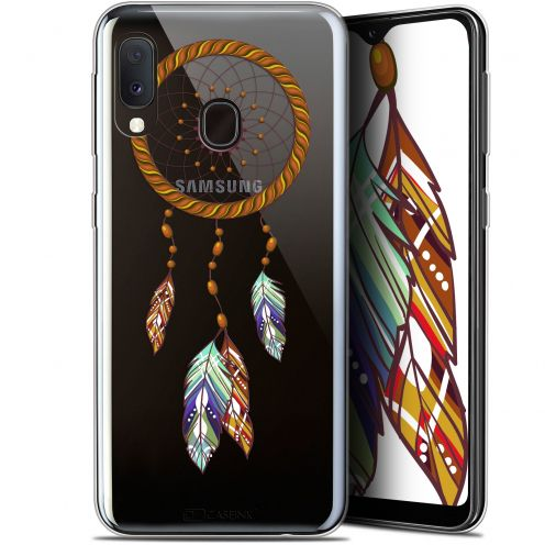 "Coque Gel Samsung Galaxy A20E (5.8"") Extra Fine Dreamy - Attrape Rêves Shine"