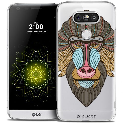 Coque Crystal LG G5 Extra Fine Summer - Babouin