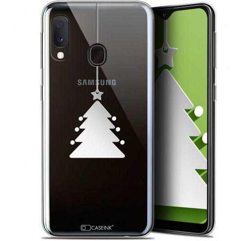 """Coque Gel Samsung Galaxy A20E (5.8"""") Extra Fine Noël 2017 - Petit Arbre"""