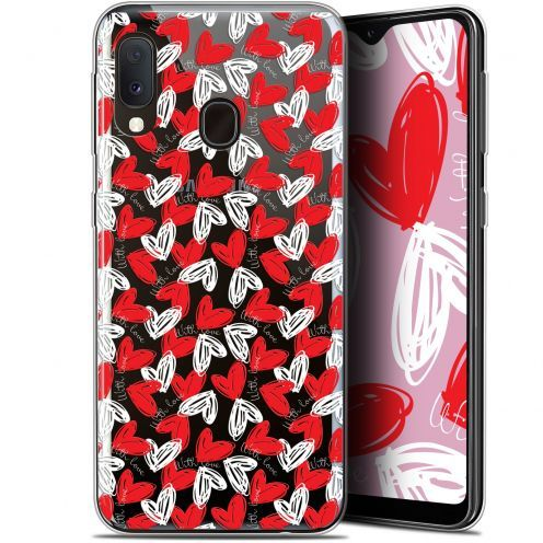 "Coque Gel Samsung Galaxy A20E (5.8"") Extra Fine Love - With Love"
