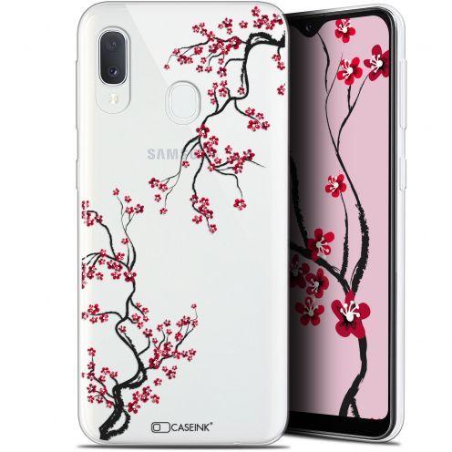 """Coque Gel Samsung Galaxy A20E (5.8"""") Extra Fine Summer - Sakura"""