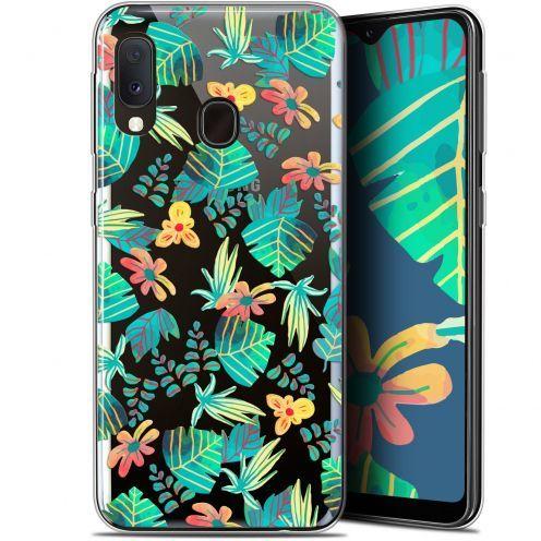 """Coque Gel Samsung Galaxy A20E (5.8"""") Extra Fine Spring - Tropical"""