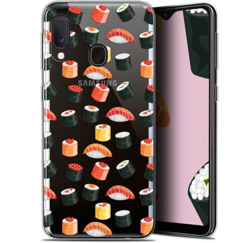 "Coque Gel Samsung Galaxy A20E (5.8"") Extra Fine Foodie - Sushi"