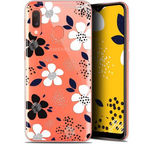 "Coque Gel Samsung Galaxy A20E (5.8"") Extra Fine Motif -  Marimeko Style"