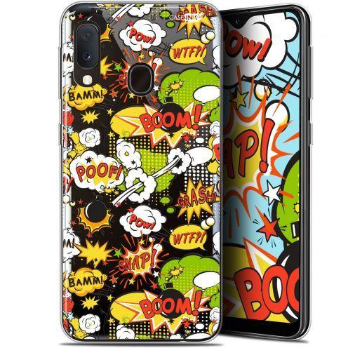 """Coque Gel Samsung Galaxy A20E (5.8"""") Extra Fine Motif -  Bim Bam Boom"""