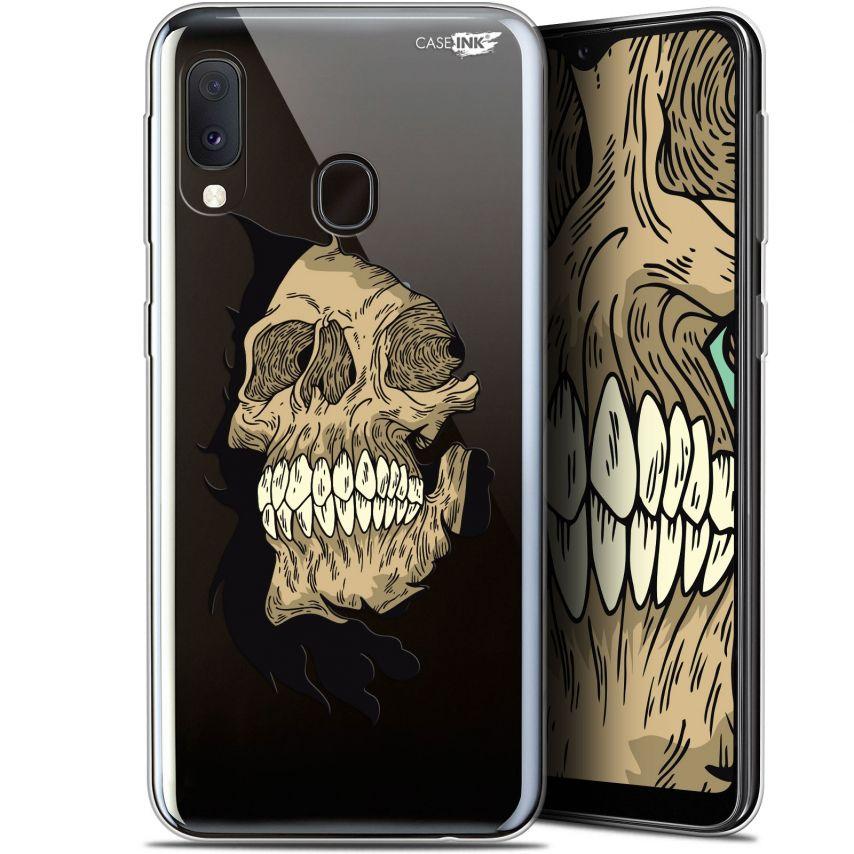 "Coque Gel Samsung Galaxy A20E (5.8"") Extra Fine Motif - Craneur"