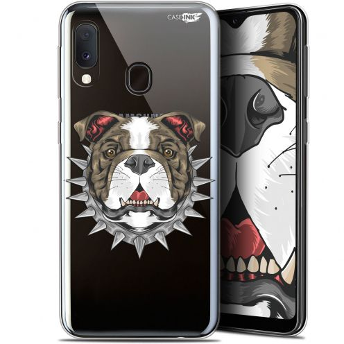 "Coque Gel Samsung Galaxy A20E (5.8"") Extra Fine Motif - Doggy"