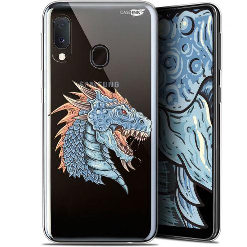 """Coque Gel Samsung Galaxy A20E (5.8"""") Extra Fine Motif -  Dragon Draw"""
