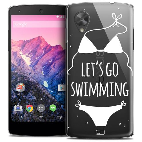 Coque Crystal Nexus 5 Extra Fine Summer - Let's Go Swim