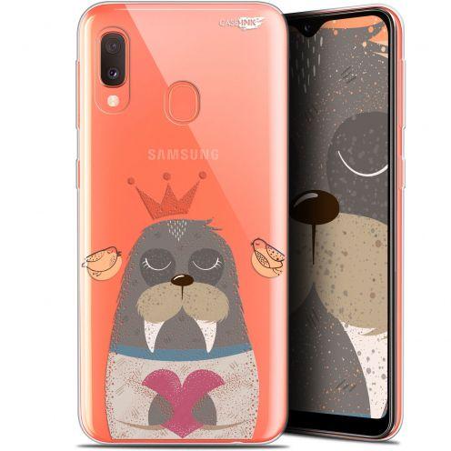 "Coque Gel Samsung Galaxy A20E (5.8"") Extra Fine Motif -  Sketchy Walrus"
