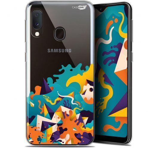 """Coque Gel Samsung Galaxy A20E (5.8"""") Extra Fine Motif -  Les Vagues"""