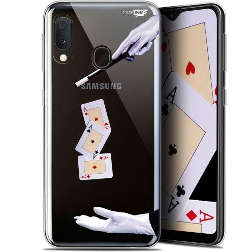 """Coque Gel Samsung Galaxy A20E (5.8"""") Extra Fine Motif -  Cartes Magiques"""