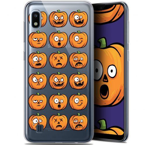 "Extra Slim Gel Samsung Galaxy A10 (6.2"") Case Halloween Cartoon Citrouille"