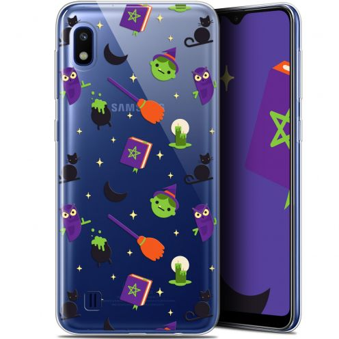 "Coque Gel Samsung Galaxy A10 (6.2"") Extra Fine Halloween - Witch Potter"
