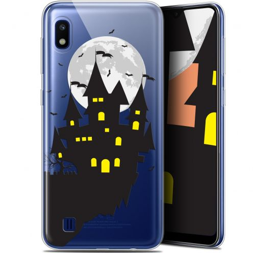 "Coque Gel Samsung Galaxy A10 (6.2"") Extra Fine Halloween - Castle Dream"