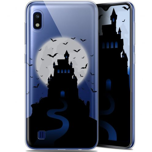 "Coque Gel Samsung Galaxy A10 (6.2"") Extra Fine Halloween - Castle Nightmare"