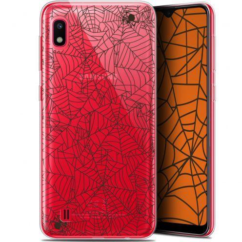"Coque Gel Samsung Galaxy A10 (6.2"") Extra Fine Halloween - Spooky Spider"