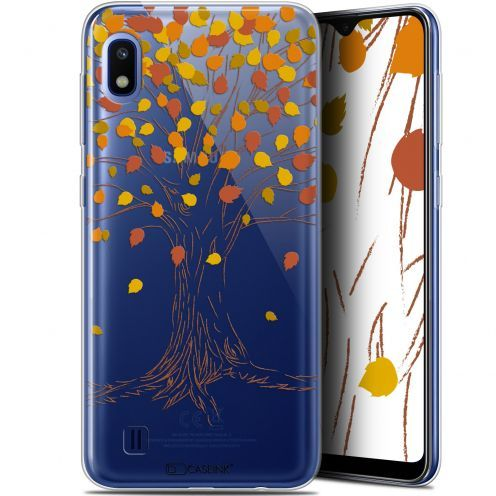 "Coque Gel Samsung Galaxy A10 (6.2"") Extra Fine Autumn 16 - Tree"