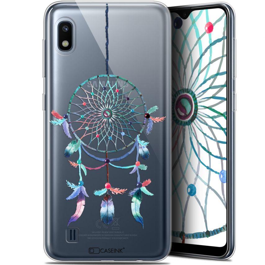 """Coque Gel Samsung Galaxy A10 (6.2"""") Extra Fine Dreamy - Attrape Rêves Rainbow"""