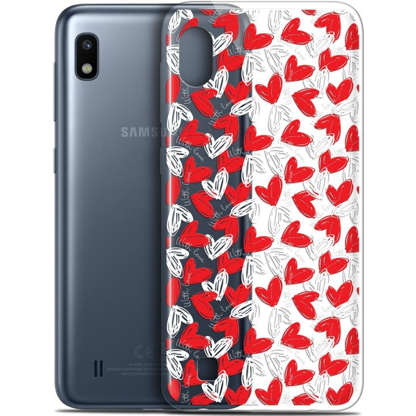 "Coque Gel Samsung Galaxy A10 (6.2"") Extra Fine Love - With Love"