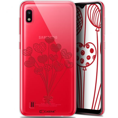"Coque Gel Samsung Galaxy A10 (6.2"") Extra Fine Love - Ballons d'amour"
