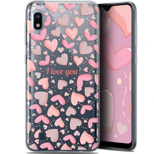 "Coque Gel Samsung Galaxy A10 (6.2"") Extra Fine Love - I Love You"