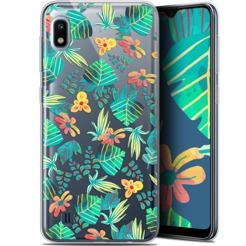"Coque Gel Samsung Galaxy A10 (6.2"") Extra Fine Spring - Tropical"