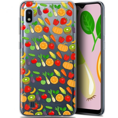 "Coque Gel Samsung Galaxy A10 (6.2"") Extra Fine Foodie - Healthy"