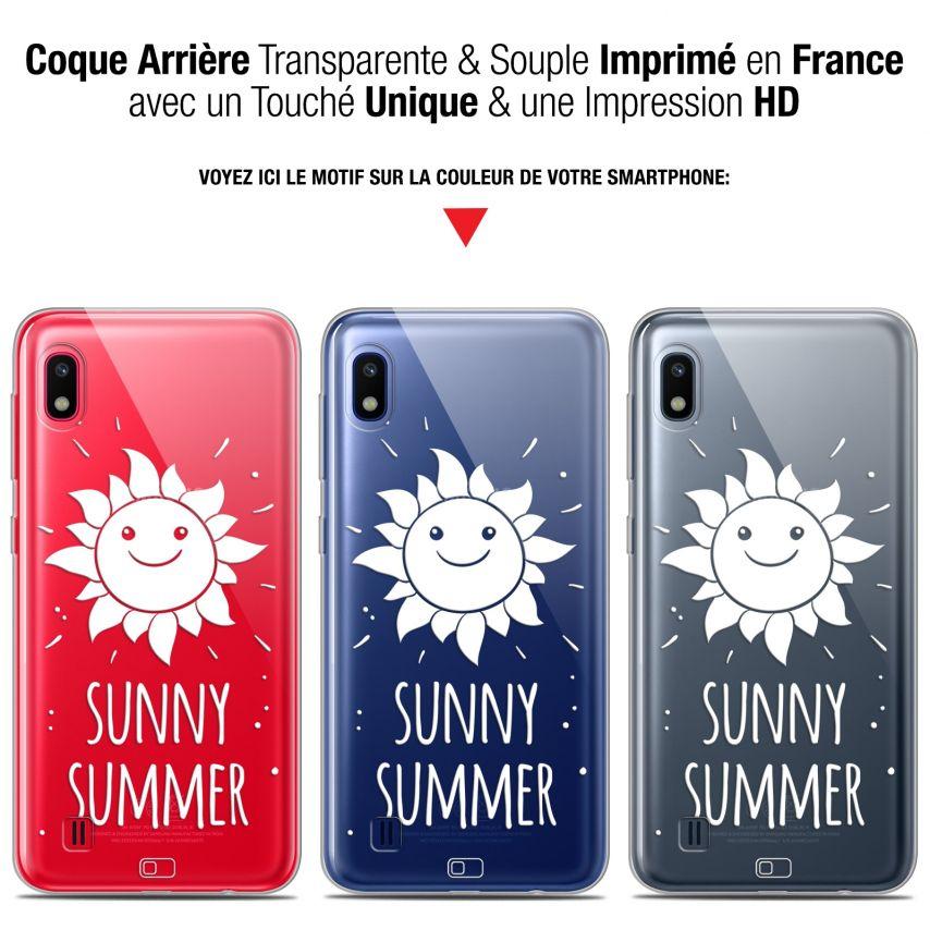 """Coque Gel Samsung Galaxy A10 (6.2"""") Extra Fine Summer - Sunny Summer"""