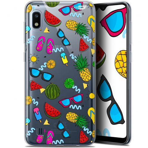 "Coque Gel Samsung Galaxy A10 (6.2"") Extra Fine Motif - Summers"