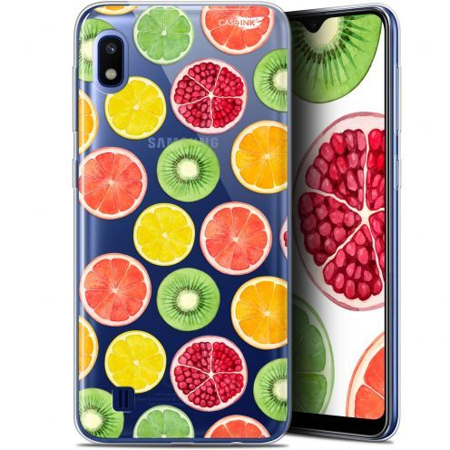 "Coque Gel Samsung Galaxy A10 (6.2"") Extra Fine Motif - Fruity Fresh"