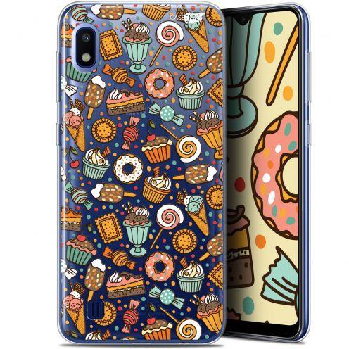 """Coque Gel Samsung Galaxy A10 (6.2"""") Extra Fine Motif - Bonbons"""