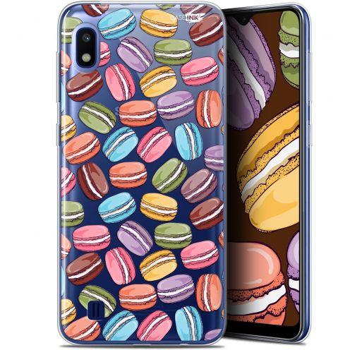 "Coque Gel Samsung Galaxy A10 (6.2"") Extra Fine Motif - Macarons"