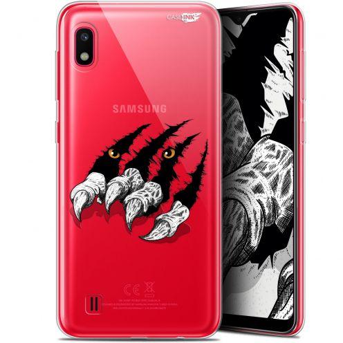 "Coque Gel Samsung Galaxy A10 (6.2"") Extra Fine Motif - Les Griffes"
