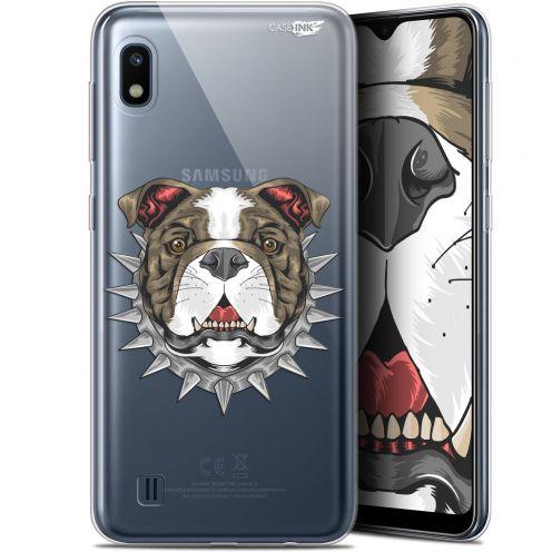 """Coque Gel Samsung Galaxy A10 (6.2"""") Extra Fine Motif - Doggy"""