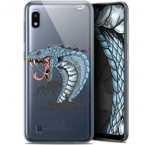 """Coque Gel Samsung Galaxy A10 (6.2"""") Extra Fine Motif - Cobra Draw"""