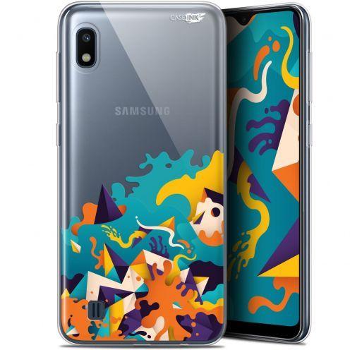 """Coque Gel Samsung Galaxy A10 (6.2"""") Extra Fine Motif - Les Vagues"""