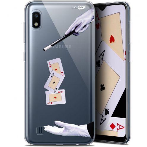 """Coque Gel Samsung Galaxy A10 (6.2"""") Extra Fine Motif - Cartes Magiques"""