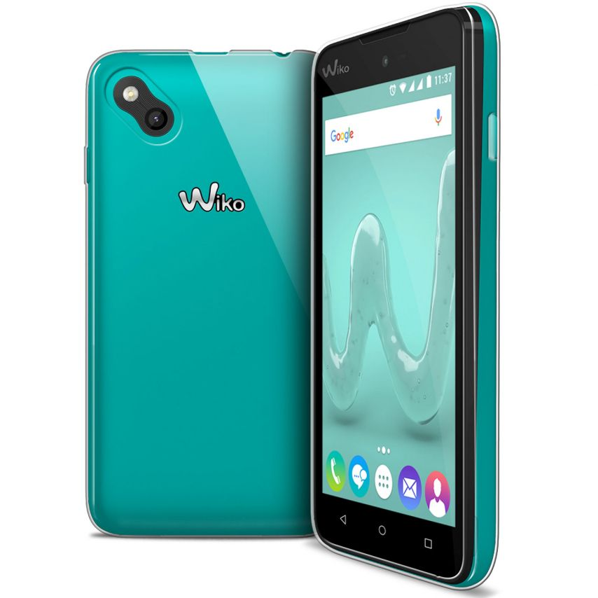 Coque Wiko Sunny Extra Fine Souple Crystal Clear
