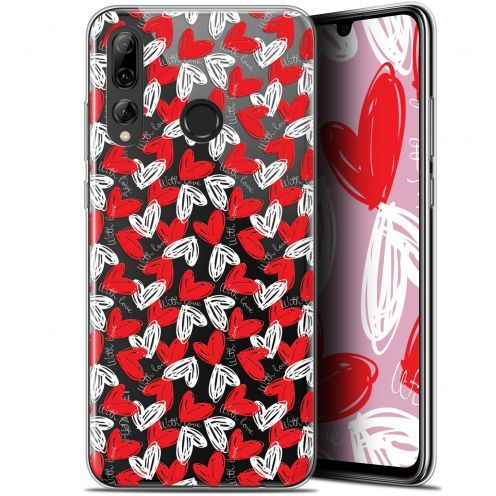 """Coque Gel Huawei P Smart+ / Plus 2019 (6.2"""") Extra Fine Love - With Love"""