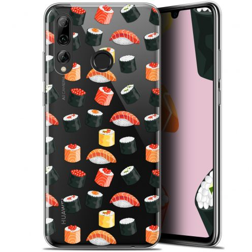 "Coque Gel Huawei P Smart+ / Plus 2019 (6.2"") Extra Fine Foodie - Sushi"