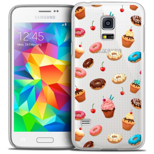 Coque Crystal Galaxy S5 Extra Fine Foodie - Donuts
