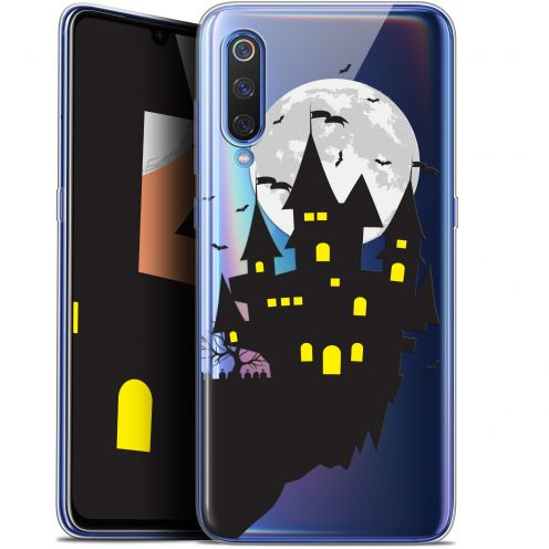 "Coque Gel Xiaomi Mi 9 (6.4"") Extra Fine Halloween - Castle Dream"