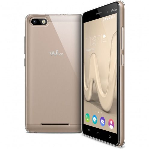 Coque Wiko Lenny 3 Extra Fine Souple Crystal Clear