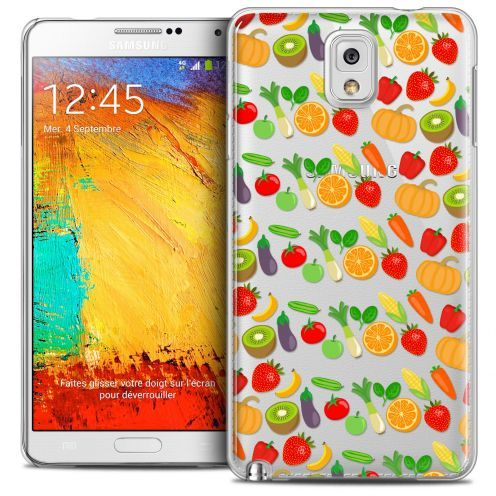 Coque Crystal Galaxy Note 3 Extra Fine Foodie - Healthy