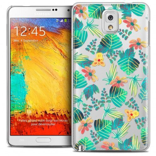 Coque Crystal Galaxy Note 3 Extra Fine Spring - Tropical